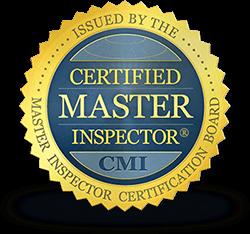 Nick Minderman, New Certified Master Inspector!