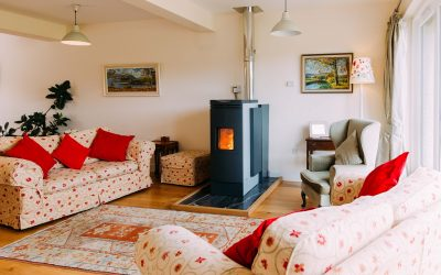 Heating With a Pellet Stove